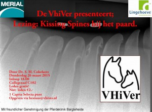 poster kissing spines